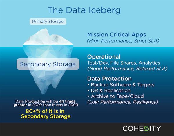 Cohesity-Iceberg