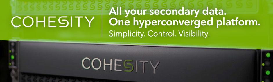 Cohesity - Hyperconverged Platform