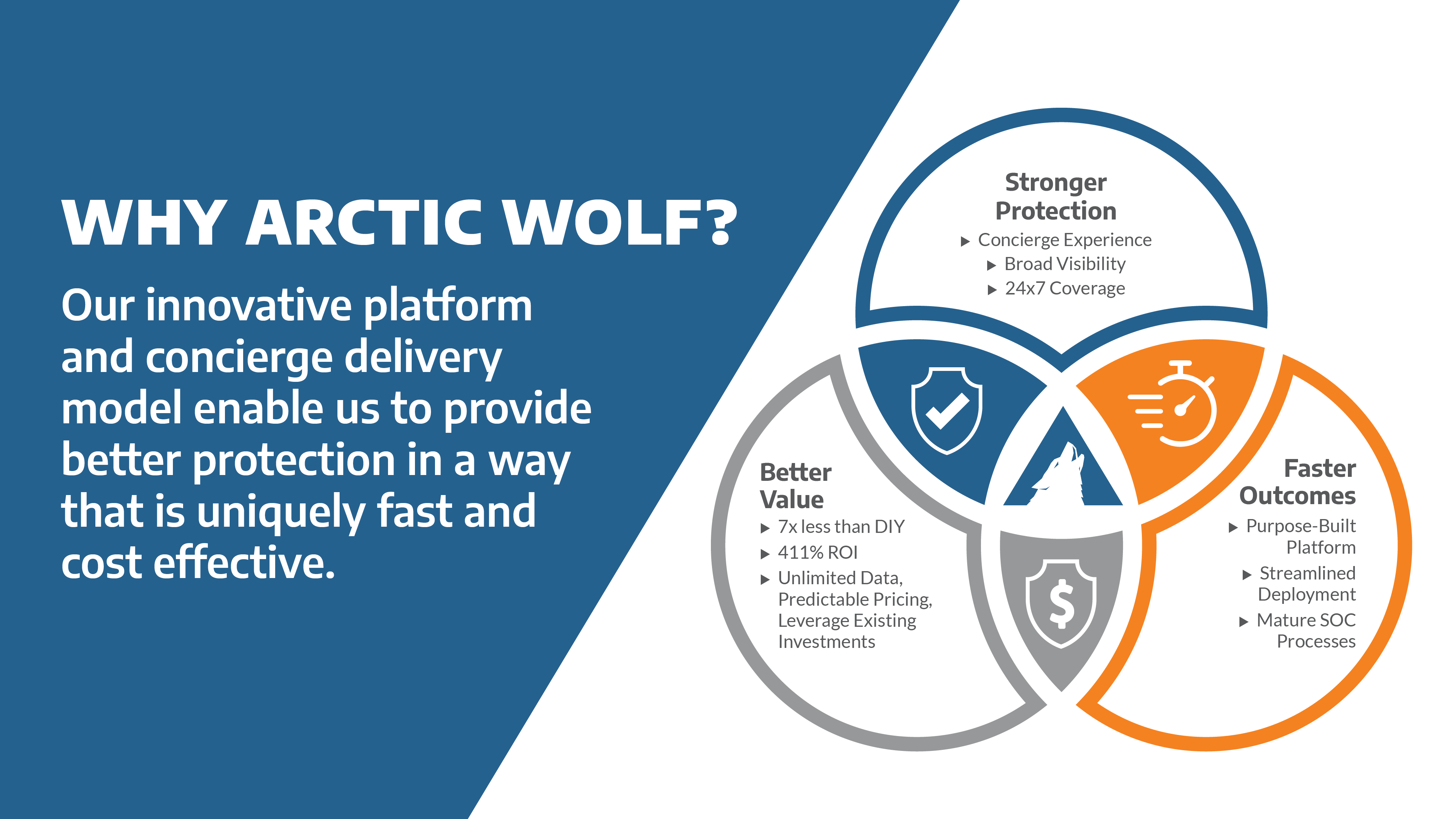 Why Arctic Wolf?